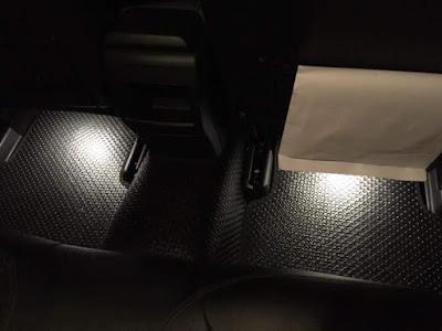 Thảm lót sàn Mercedes A200
