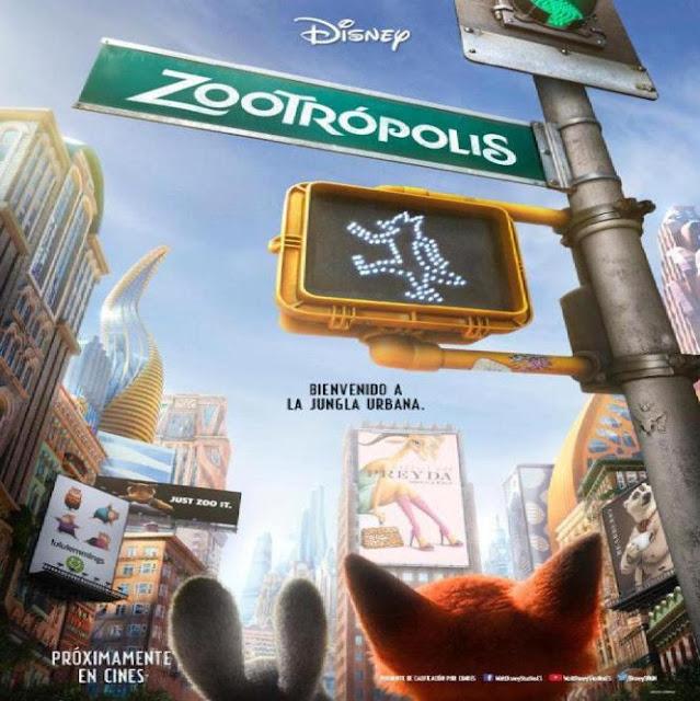 Zootrópolis cartel