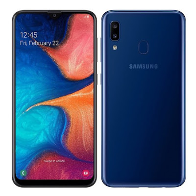 Samsung Galaxy A20 SM-A205F Maroc prix Maroc caractéristique