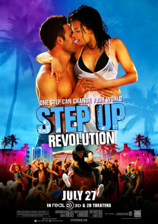 Step Up Revolution 2012 BluRay 300MB Hindi Dual Audio 480p Watch Online Full Movie Download bolly4u