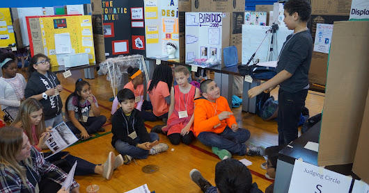 5th Chicago Student Invention Convention draws over 275 student inventors K-8