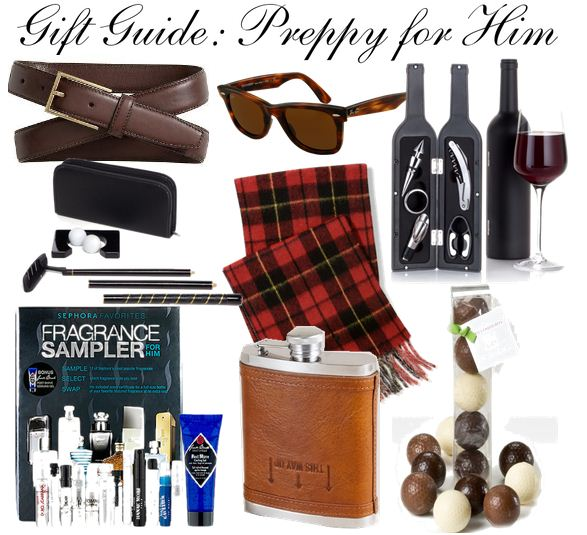 12 Days of Christmas: Gifts for Him | Sparkles and Shoes