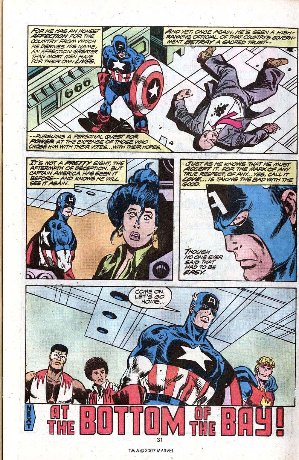 Captain America (1968) Issue #230b #145 - English 33