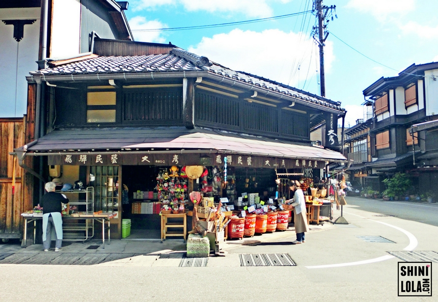 TAKAYAMA, JAPAN TRAVELOGUE