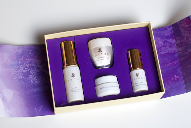 Tatcha Discovery set beauty