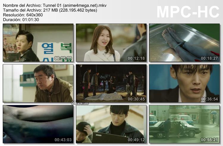 Tunnel capturas episodio 01