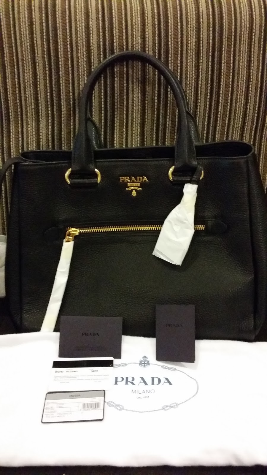 Prada Handbags Ready Stock In Malaysia