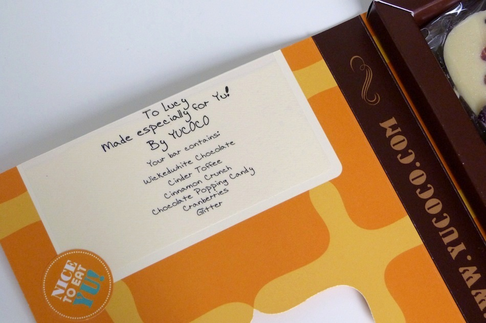 an image of yucoco chocolate creations review