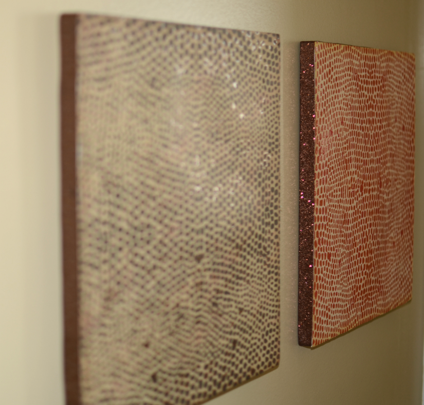 Home: Wall Art Out of Styrofoam | Sweenee Style