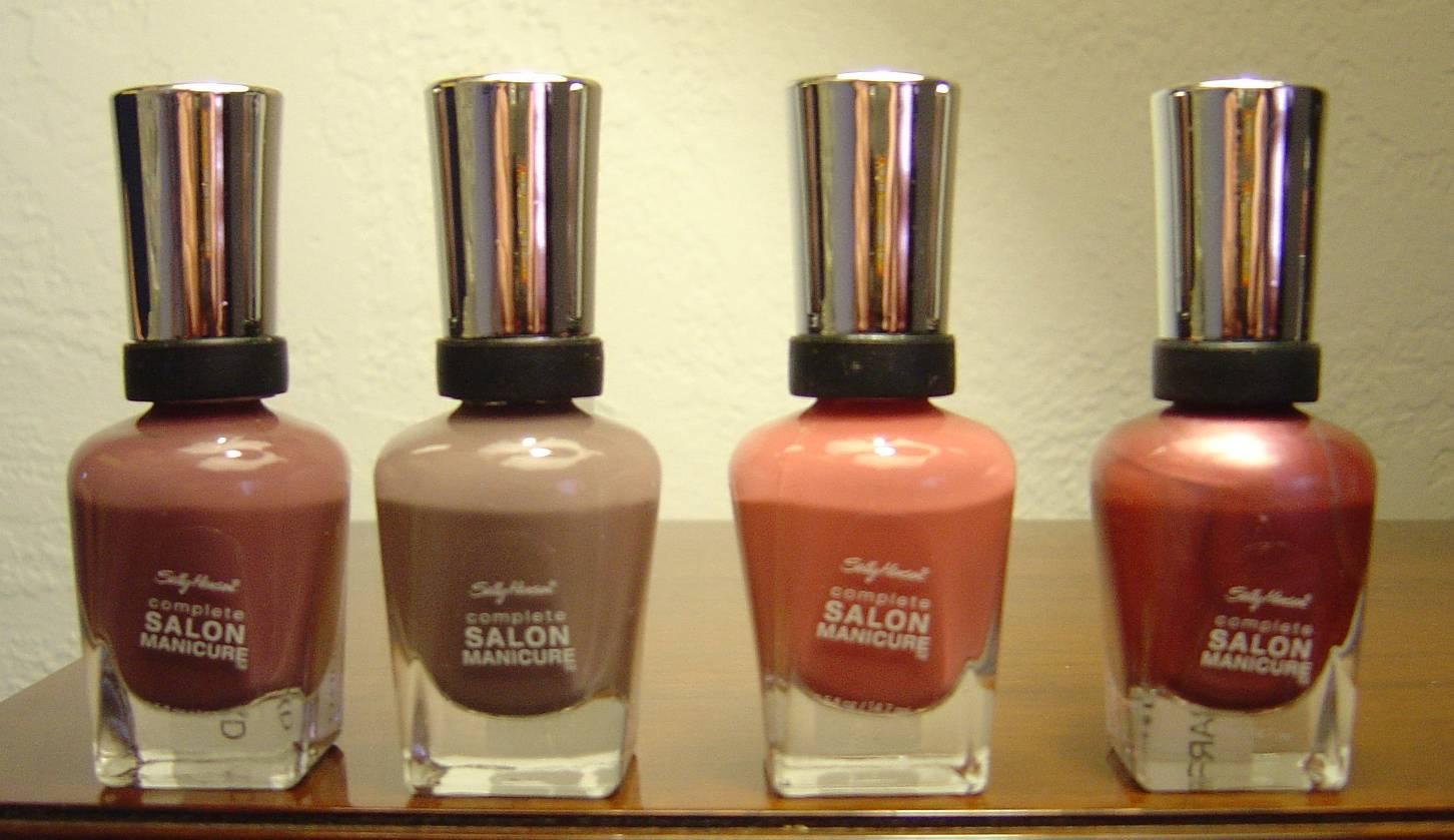 four Salon Manicure Nail polishes.jpeg
