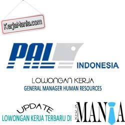 Lowongan Kerja Manager PT Pal Indonesia (Persero)