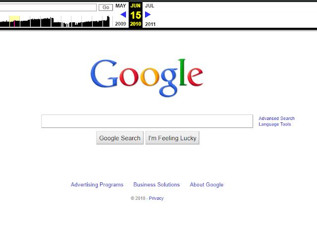 google em 2010