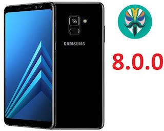 طريقة عمل روت لجهاز Galaxy A8 2018 SM-A530F اصدار 8.0.0