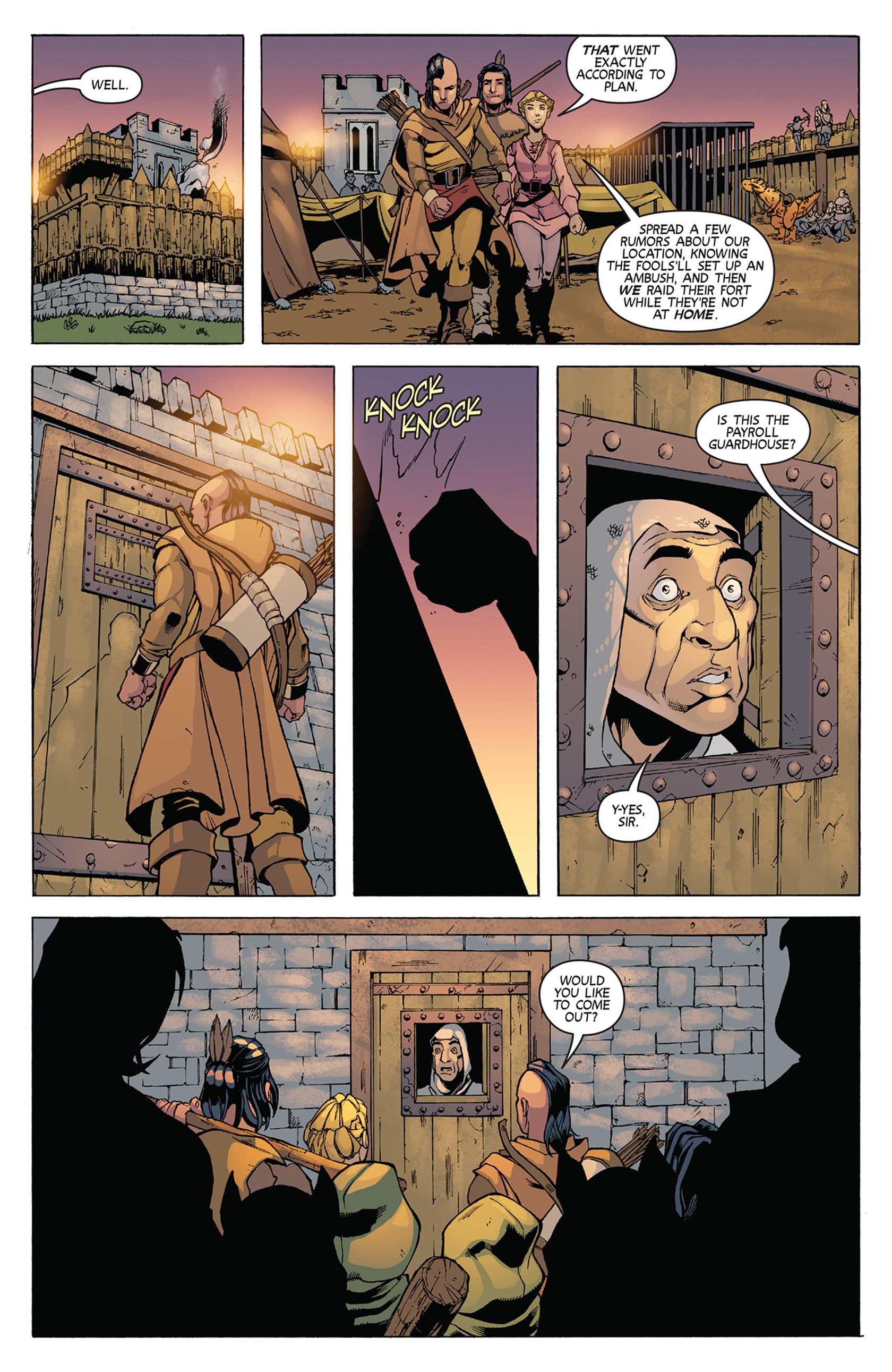 Read online Turok: Dinosaur Hunter (2014) comic -  Issue #11 - 9