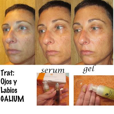 pack ojos, galium cosmética integral, quolin q10, serum vegetal, contorno ojos, contorno labios