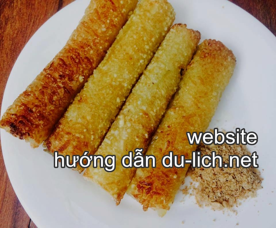 Các món ăn ở bản Lác