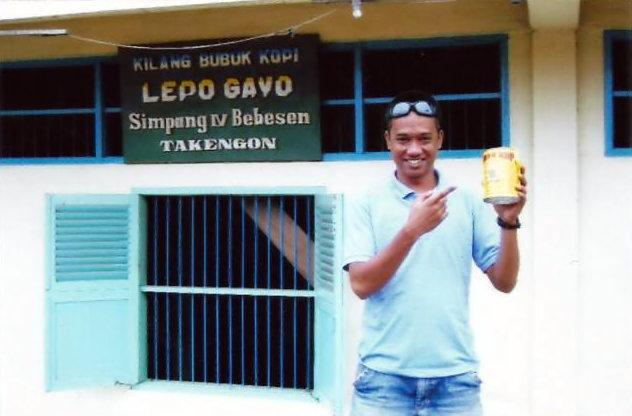 Komoditas kopi menjadikan takengon dikenal dunia karena aroma khas kopinya