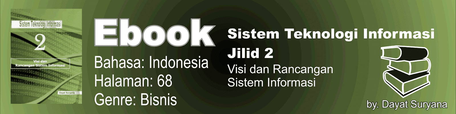 Buku Sistem Teknologi Informasi Jilid 2