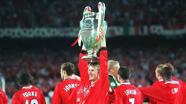 David Beckham & màn ra mắt MU lịch sử: 26 năm vinh danh số 7 huyền thoại 2