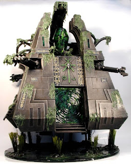 Dark Future Games: It Came From the Forums: Swamp Necrons