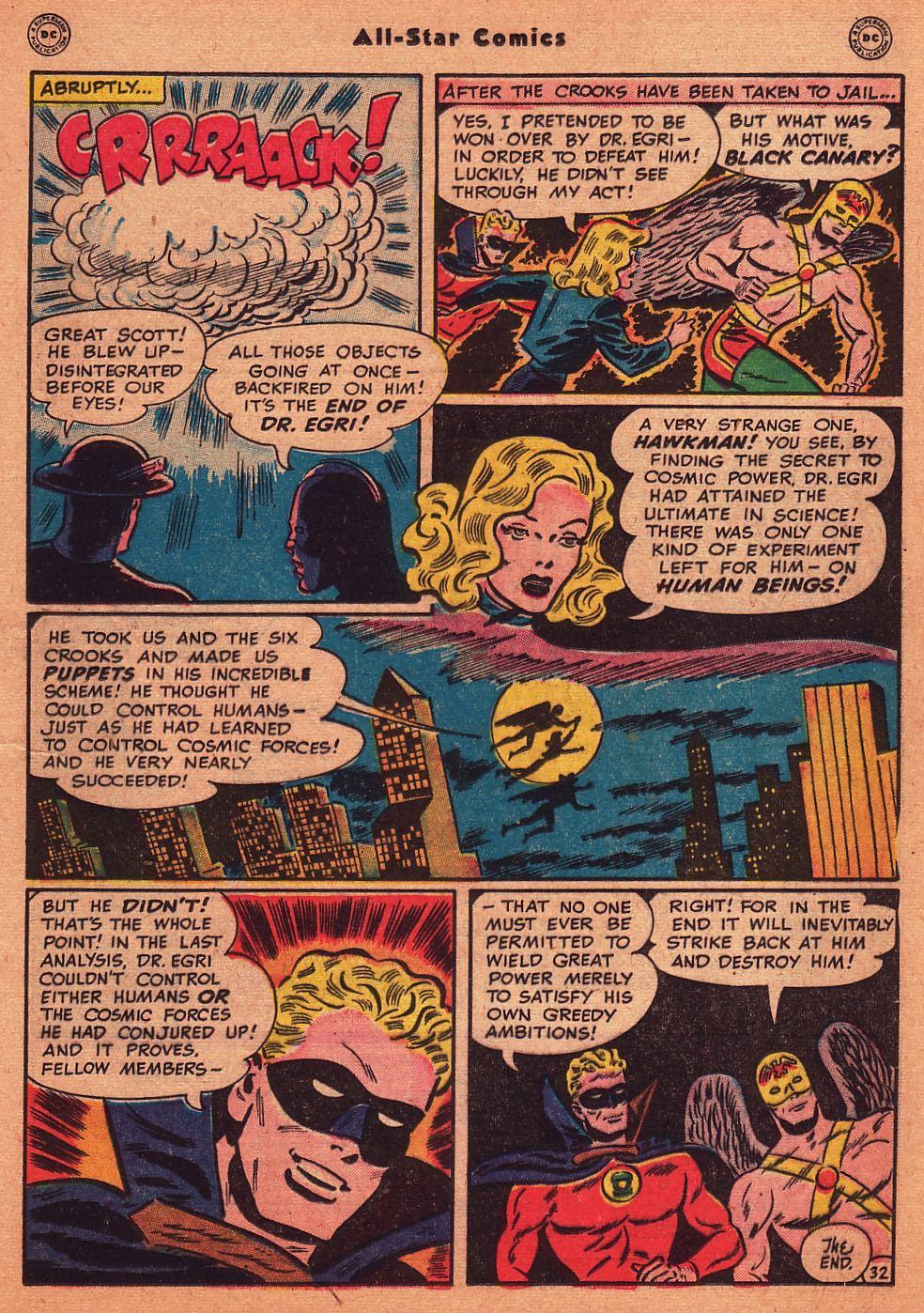 Read online All-Star Comics comic -  Issue #45 - 37