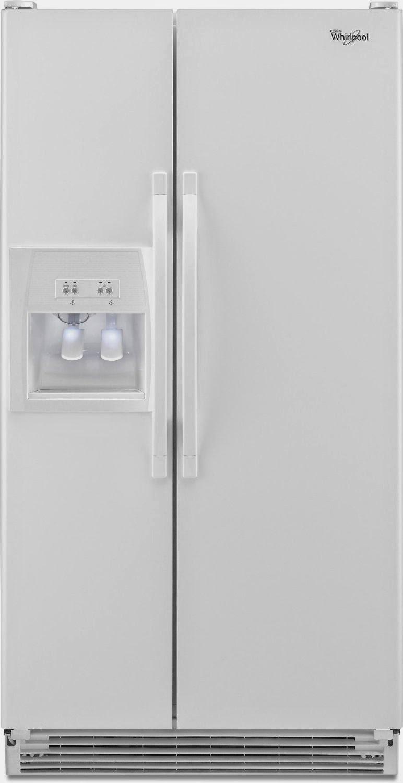 Whirlpool Refrigerators Whirlpool Side By Side Refrigerators