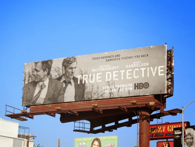 True Detective season 1 billboard