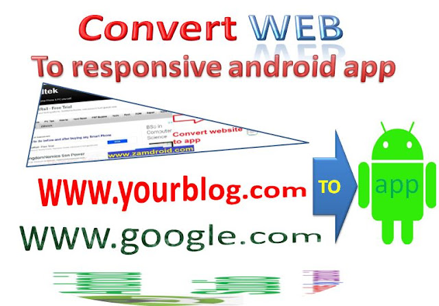 How to convert website / blog to android application using Android Studio. All you need to know at no cost.