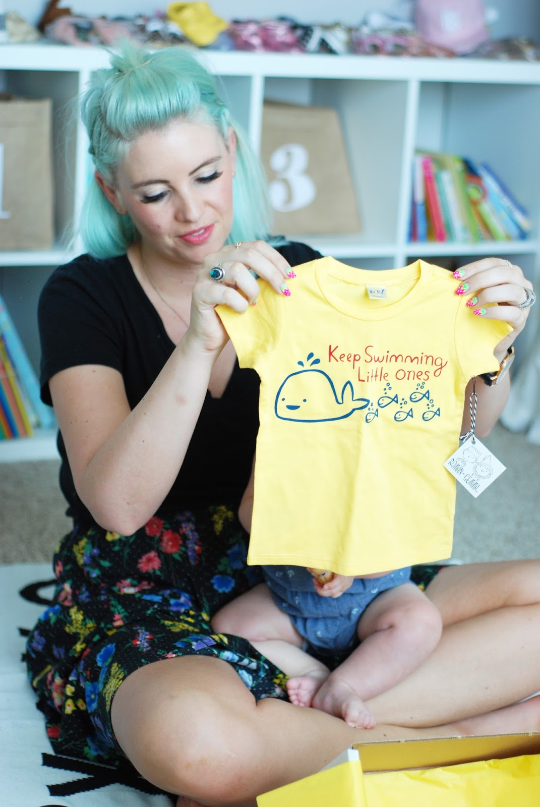 Baby Subscription Box, Baby Shirt