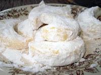 Resep Putri Salju Tanpa Kacang
