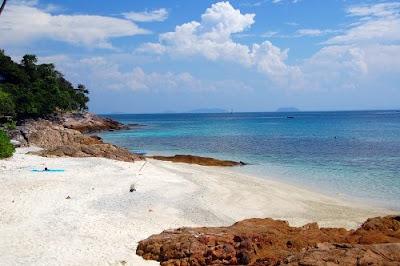 Perhentian Kecil Sea Beach