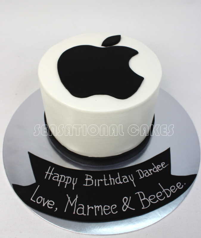 The Sensational Cakes Apple Anyone Apple Cake Singapore