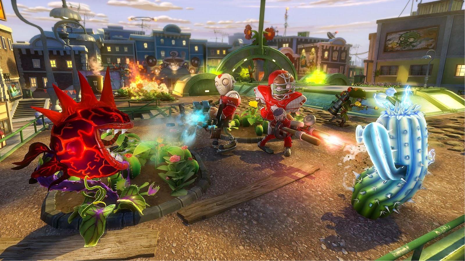 Pvzgardenwarfarepcdownload - Plants vs zombies garden warfare for pc ...