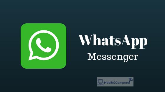 Make free high-quality video calls with WhatsApp