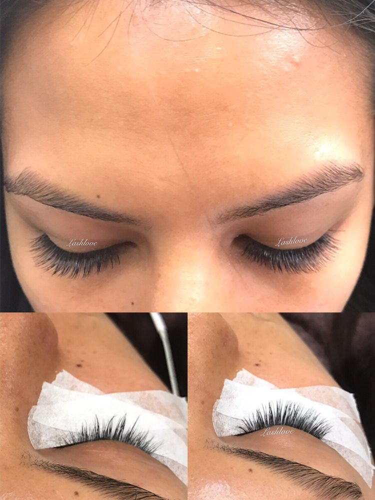 159f91ddac1 Eyelash Extensions Makeup Rules | Saubhaya Makeup