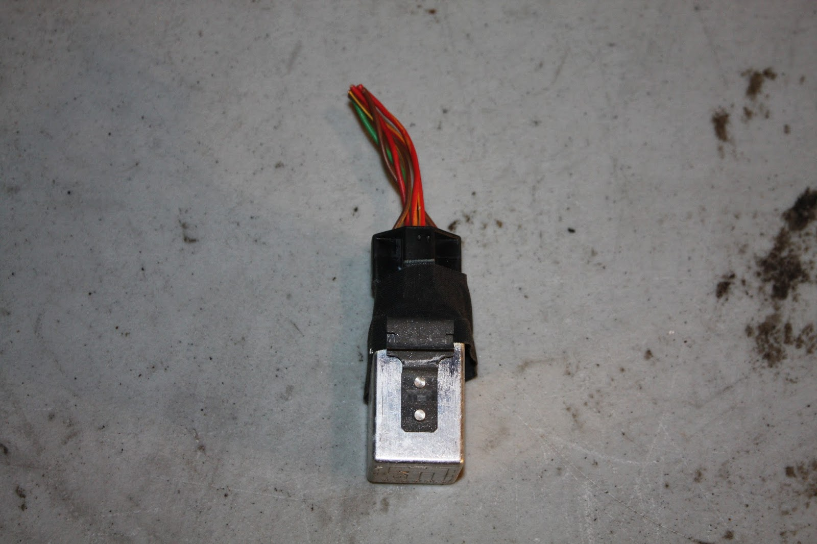 Krevcon Bmw Parts E30 Relay W Harness 1 154 894 2 Wiring Connectors 11