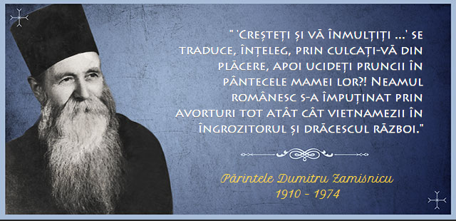 citate despre avort Neamul românesc s a împuținat prin avorturi   Citate Ortodoxe  citate despre avort