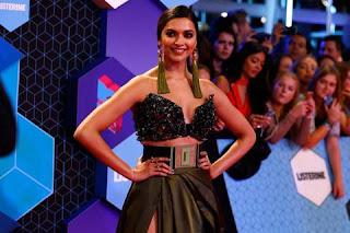 Deepika Padukone becomes the sexiest Asian woman.