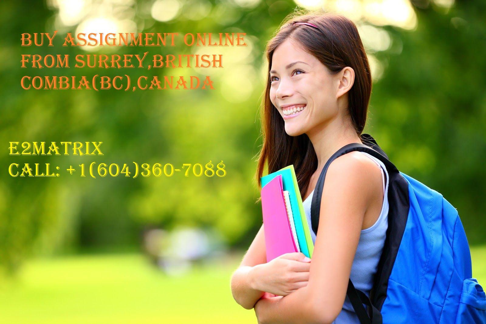 Benefits of Ordering Assignment Online