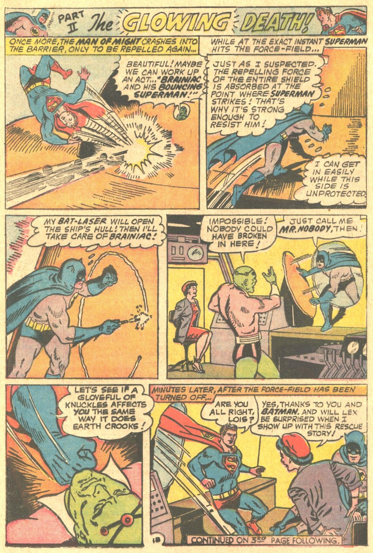 Read online World's Finest Comics comic -  Issue #167 - 17