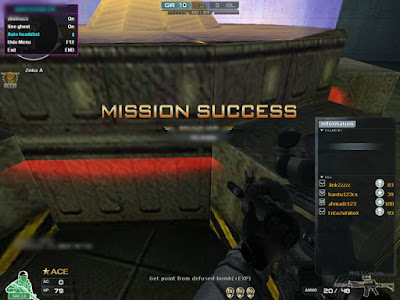 Crossfire Cheats