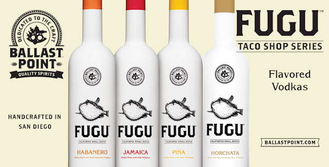 Fugu & Fugu Habanero Vodka on National Vodka Day