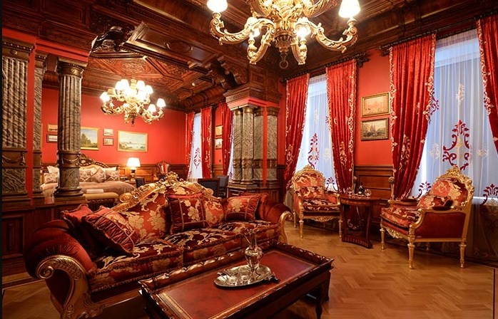 Most Romantic Hotels in Europe