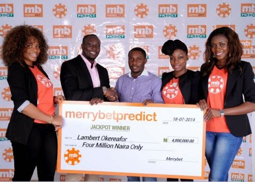 "Merrybet ""Predict & Win"" promo produces first set of millionaires"