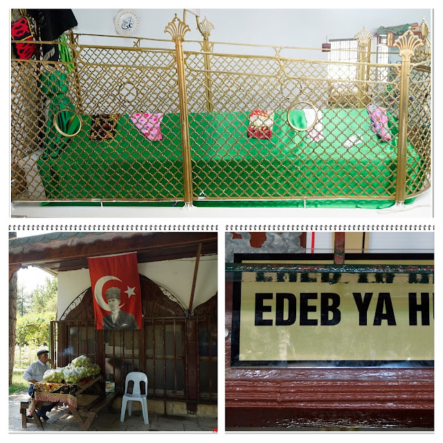 Antalya Gezisi Ve Abdal Musa Dergahnda Lokma