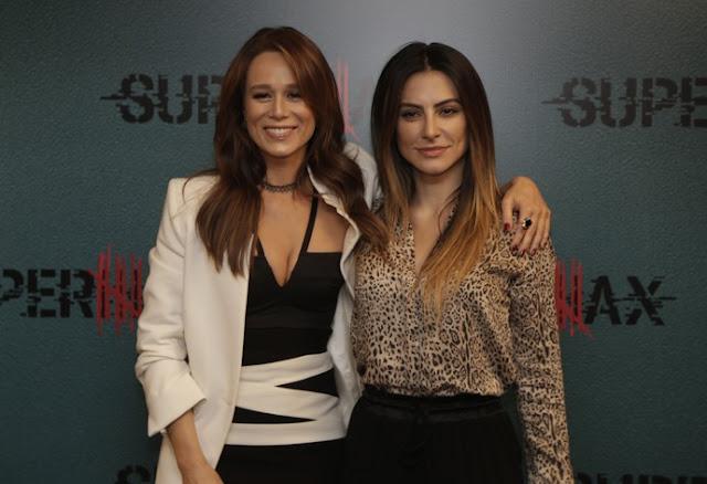 Supermax, a nova série com Mariana Ximenes e Cléo Pires estreia na Globo