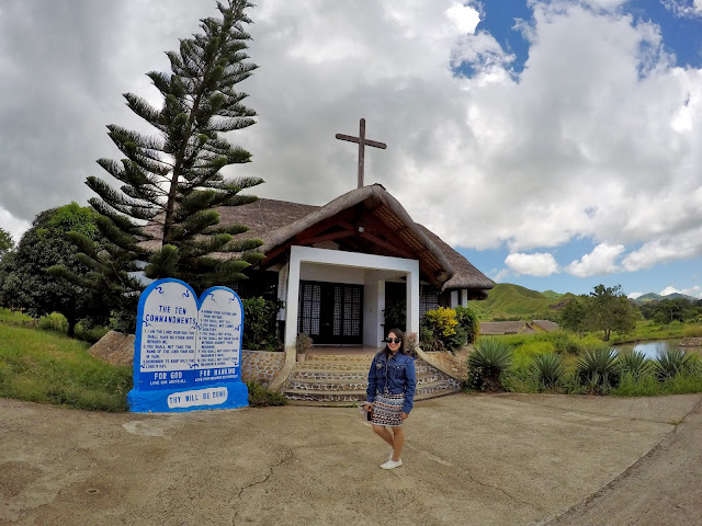 Fazenda da Ezperanca chapel 2017