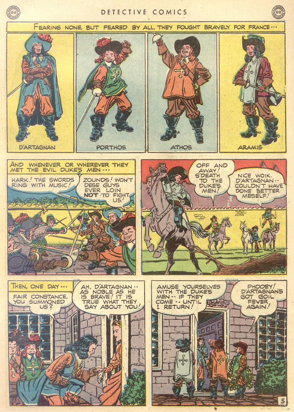 Read online Detective Comics (1937) comic -  Issue #122 - 41