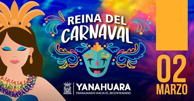 Reina del Carnaval Arequipa
