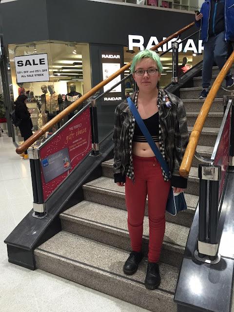Ruska Landi, Dublin street style,בלוג אופנה